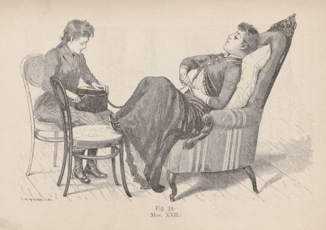 История вибраторов викторианской эпохи
