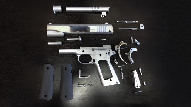 3D-принтер компании Solid Concepts сделал копию огнестрельного оружия