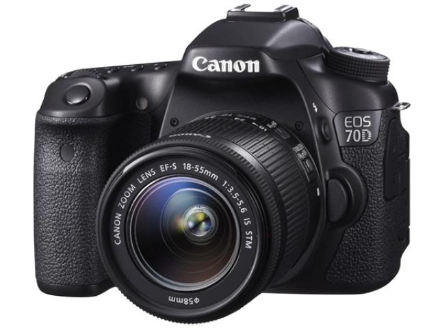 Canon EOS 70D: достоинства и недостатки