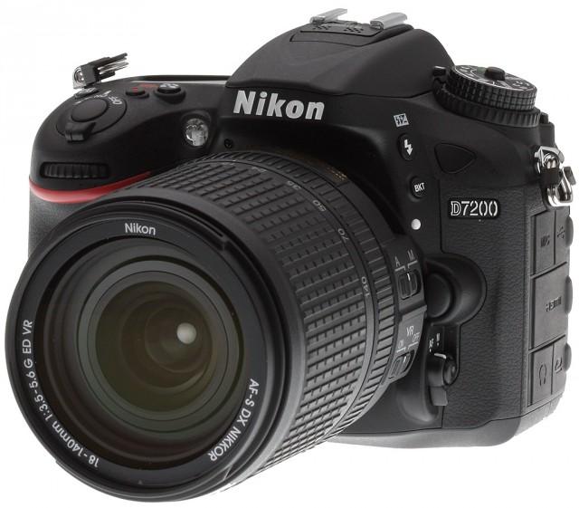 Nikon D7200 - сравнение с Nikon D7100 и Nikon D7000, обзор характеристик