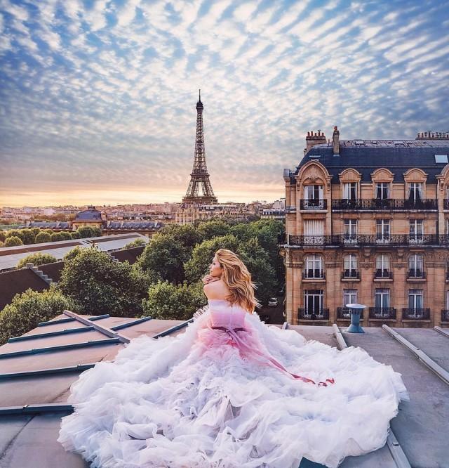 Волшебно прекрасный мир фотохудожницы Кристины Макеевой