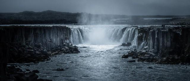 Завораживающая красота пустынных пейзажей Исландии. Фотограф Андреас Леверс