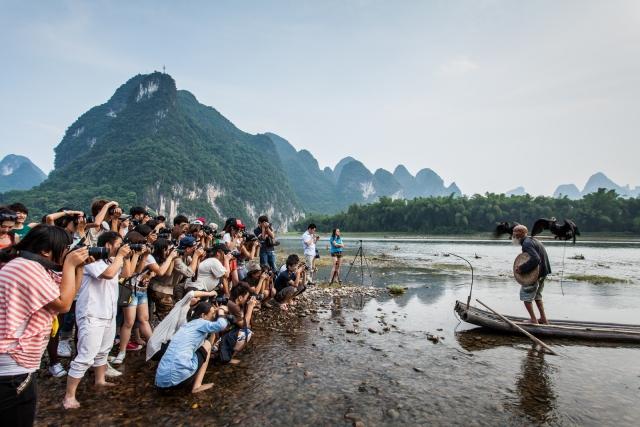 Про рыбаков в Китае