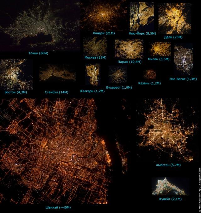 Закон Ципфа – загадочный феномен, предсказывающий рост крупнейших городов мира