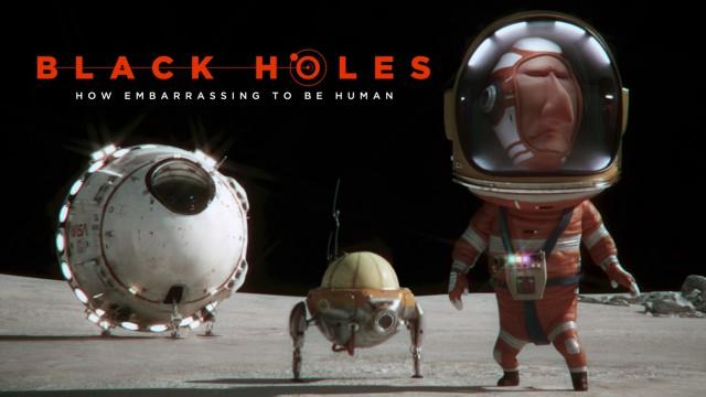 «Чёрные дыры» – короткометражка о покорении космоса, смысле жизни и проктологии