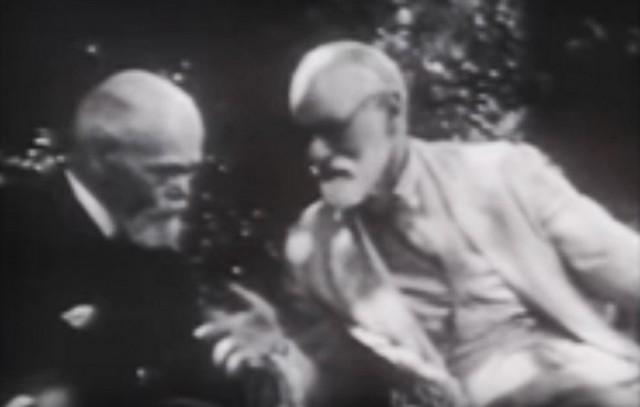 Домашнее видео Зигмунда Фрейда: уникальные кадры из личной жизни психоаналитика