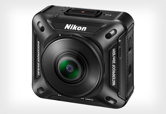 Nikon KeyMission 360 – водонепроницаемая экшн-камера для 360-градусной съёмки фото и видео в формате 4К