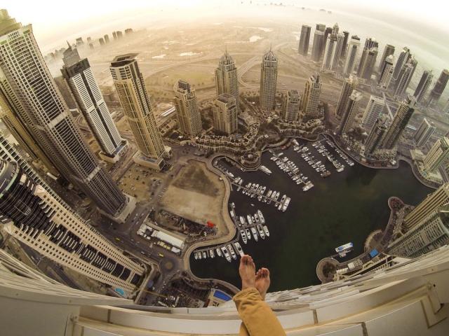 Дубай - каменные джунгли Ближнего Востока