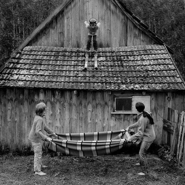 Добрые фотографии из польской деревни от Sebastian Łuczywo