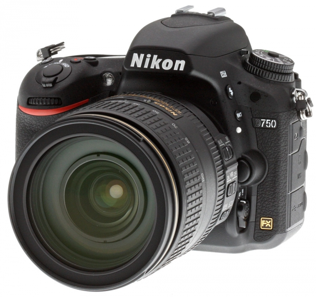 Nikon D750 - обзор характеристик