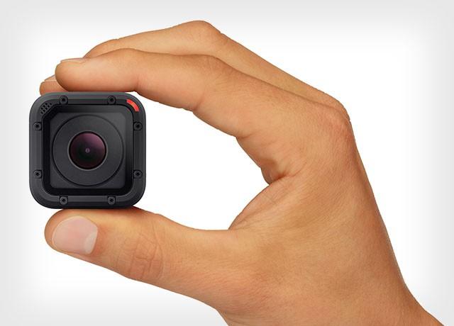 Новая компактная водонепроницаемая экшн-камера GoPro HERO4 Session