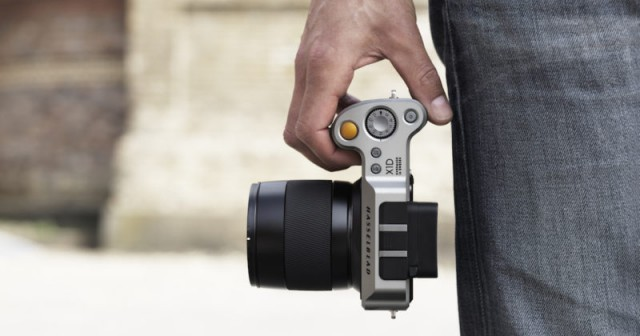 Hasselblad X1D – первый среднеформатный системный фотоаппарат. Сравнение размеров с Sony A7R II, Canon 5DS и Pentax 645D