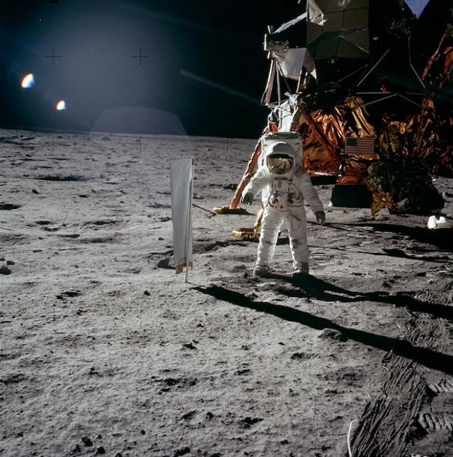 Невероятная галерея фотографий из каждой миссии Apollo