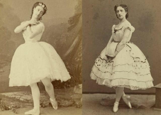 19-й век: балерины и монархи в фотографиях Карла Бергамаско