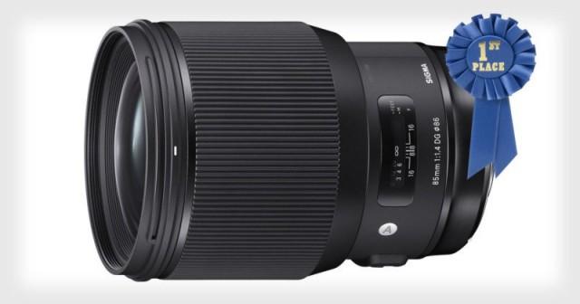 Объектив Sigma 85мм F/1.4 Art – лучший портретник по результатам тестов DxOMark