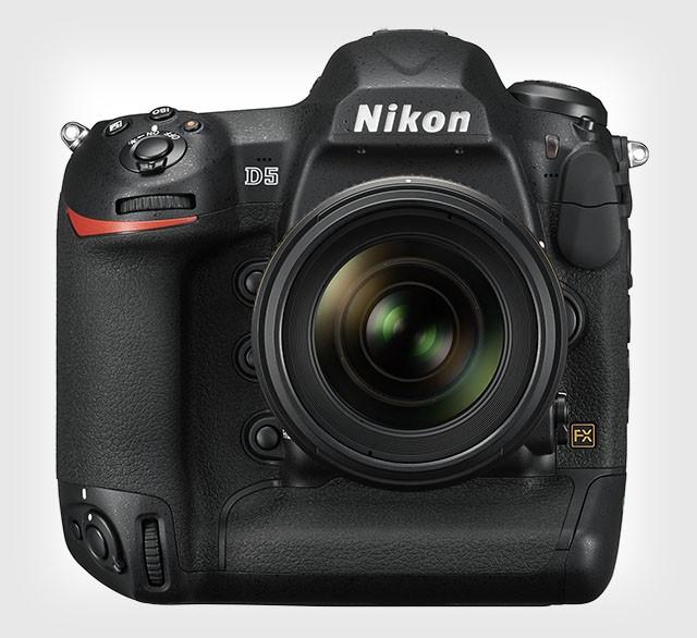 Nikon D5 - новый полнокадровый зеркальный фотоаппарат с ISO 3 280 000