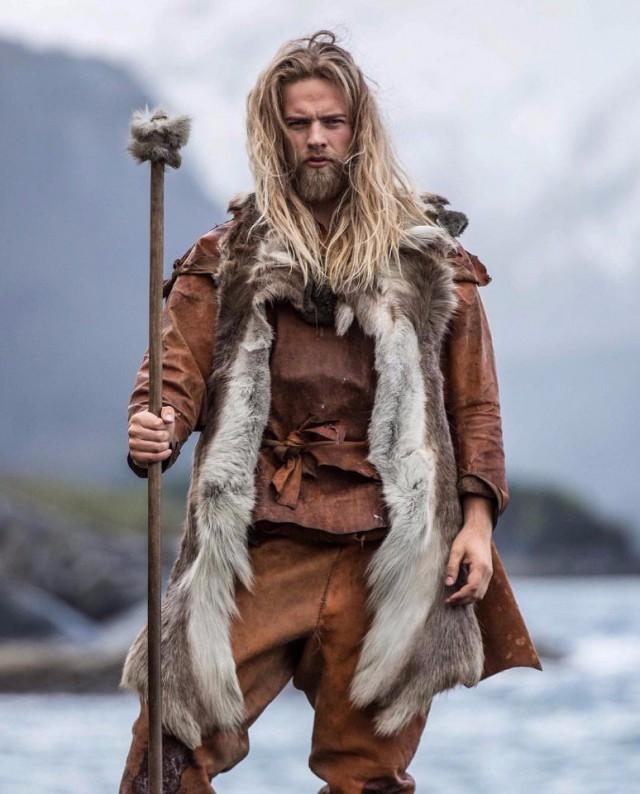 Древний бог викингов из Норвегии завел инстаграм