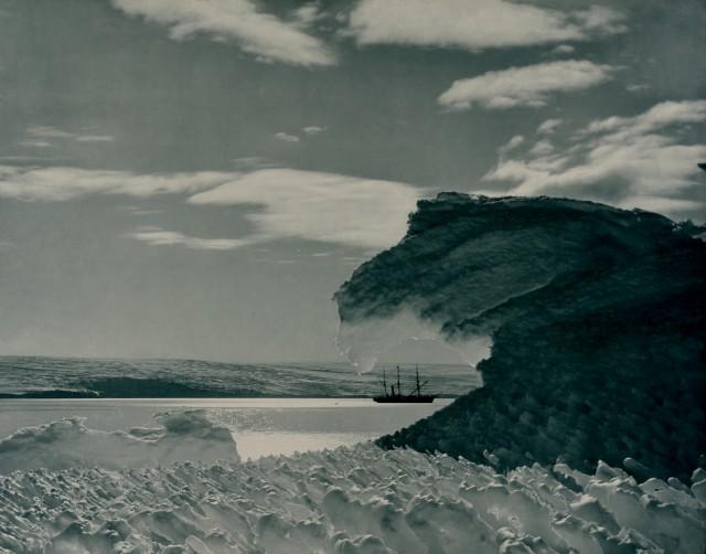 Первая Австралийская антарктическая экспедиция в фотографиях Фрэнка Хёрли (1911-1914)