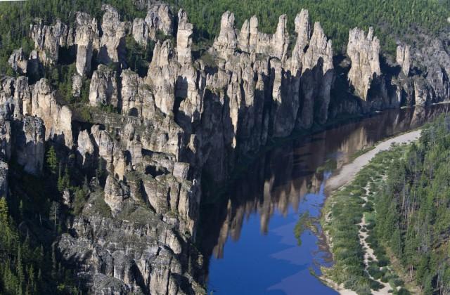 Удивительные места России, которые сразят вас своей красотой и экзотикой не хуже заморских