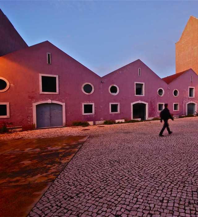 Архитектурная фотография Мануэля Мира Годиньо