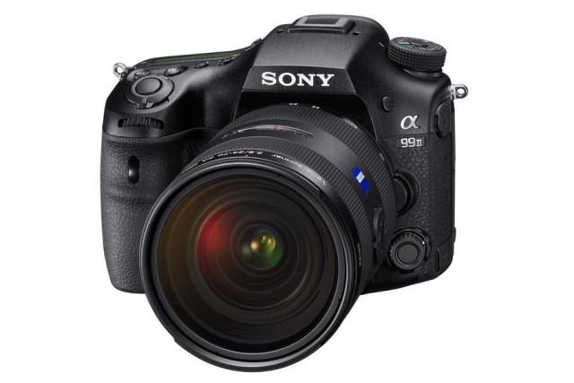 Sony выпускает полнокадровую зеркалку A99 II с байонетом A-mount и 42 Мп сенсором