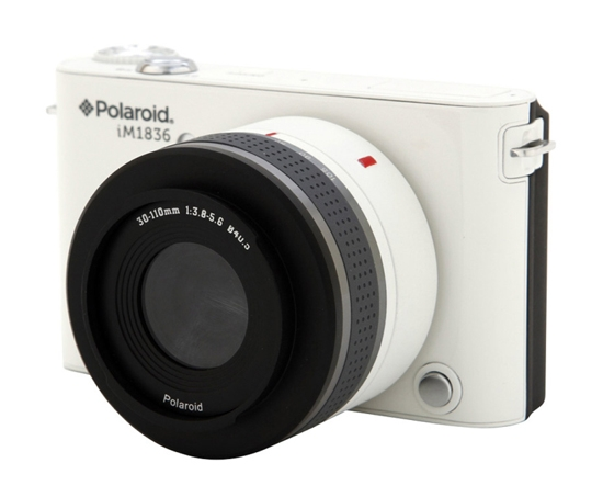 Polaroid iM1836 - первый системный фотоаппарат на базе Android