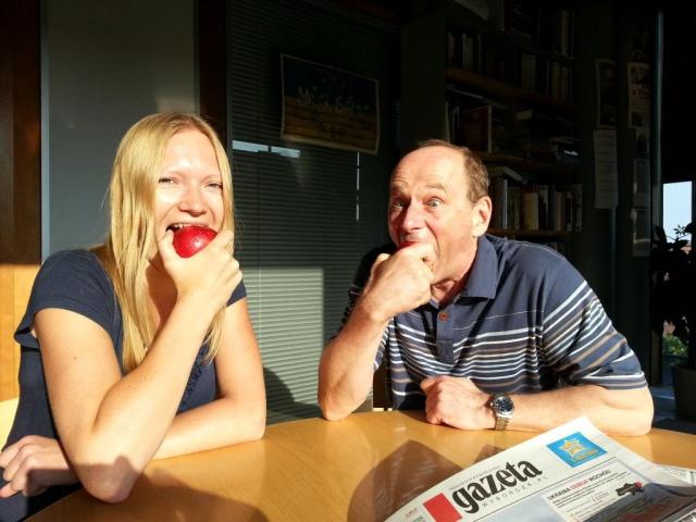 Россельхознадзор вернул в Белоруссию польские яблоки, недоеденные «назло Путину»