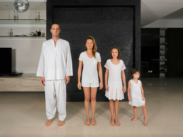 Полукровки - портреты смешанных семей