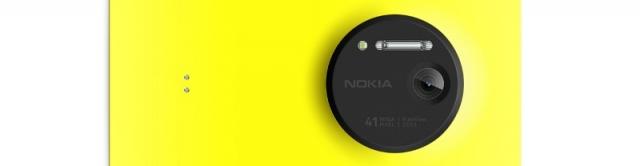 Камера в Nokia Lumia 1020 - датчик, объектив и новые технологии