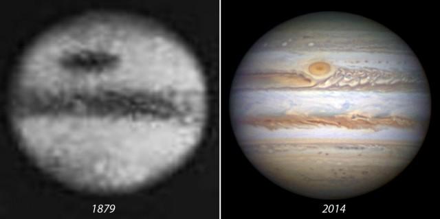 Насколько улучшилась астрофотография за 135 лет