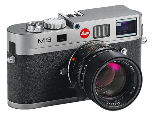 Цифровой дальномерный фотоаппарат Leica M9