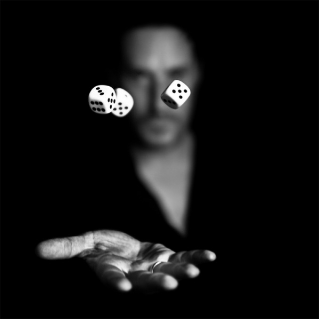 Контрастные и таинственные черно-белые изображения Бенуа Корти (Benoit Courti)