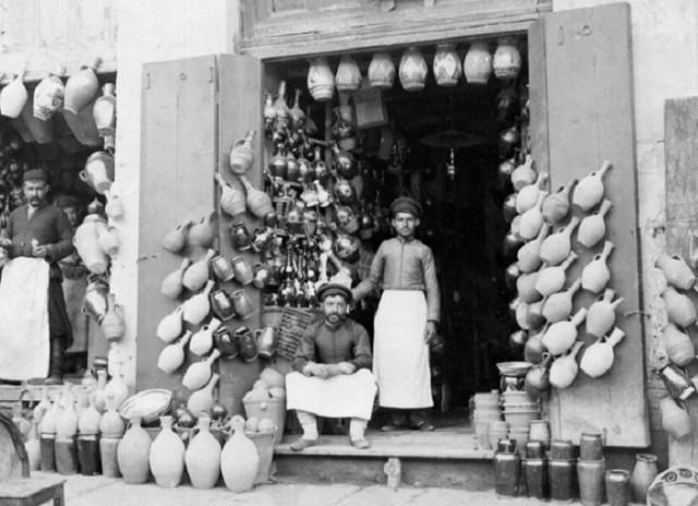 Исторические фотографии из Грузии конца XIX века от Дмитрия Ермакова