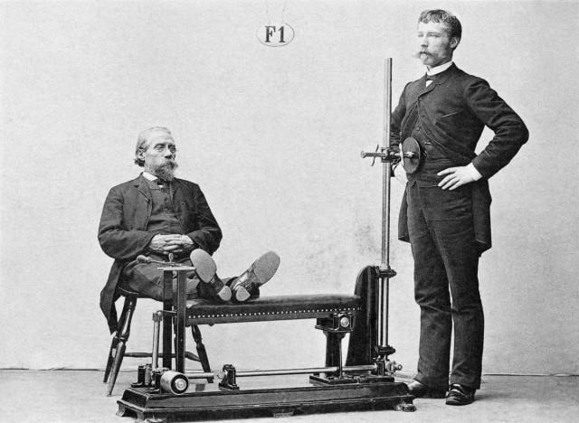 Викторианские тренажёры доктора Цандера (1892 год)