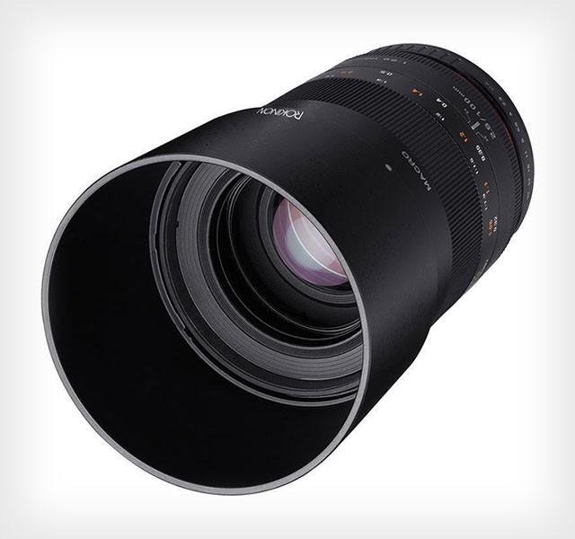 Samyang анонсирует объектив Rokinon 100 мм F/2.8 Macro