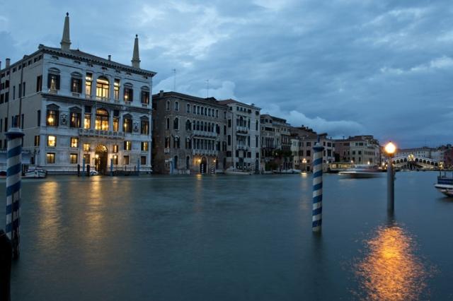 Роскошный отдых в Венеции вам обеспечен в отеле Aman Canale Grande Hotel