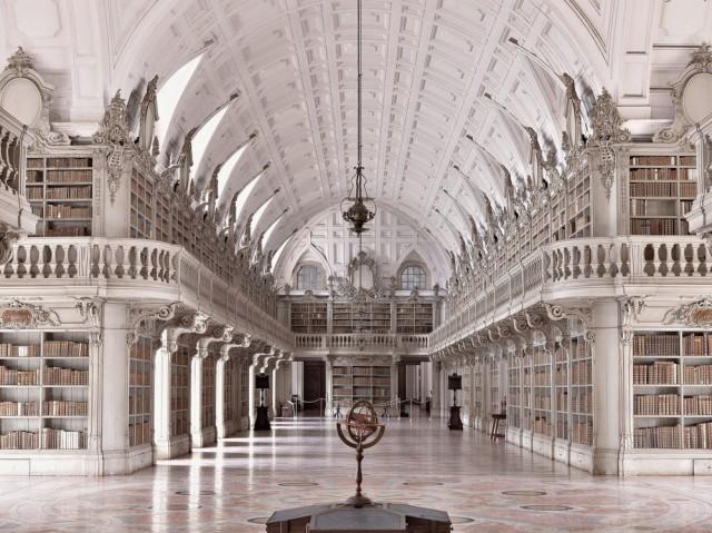 Самые прекрасные библиотеки планеты