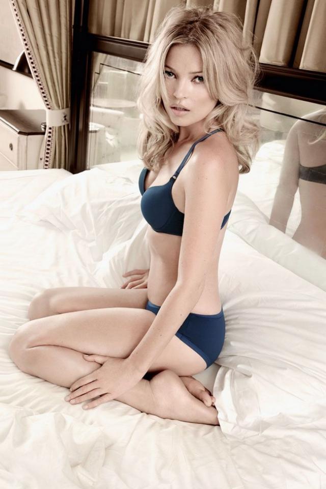Роскошная и легендарная супермодель Кейт Мосс