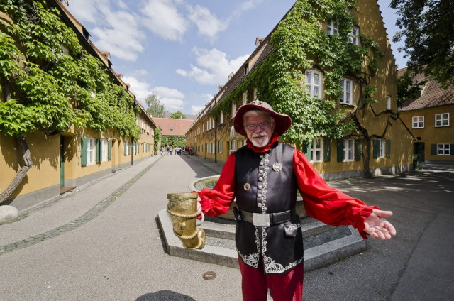 В немецком городке Фуггерай можно арендовать квартиру за 88 центов в год