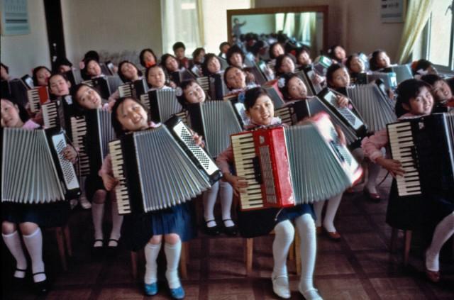 Жизнь в Северной Корее в 1979-1987гг. Фотограф Хироджи Кубота