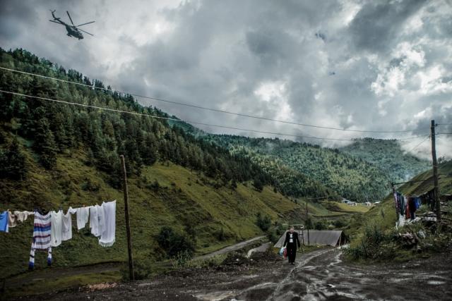 Скрытая война на Кавказе - фоторепортаж Марии Турченковой (Maria Turchenkova)