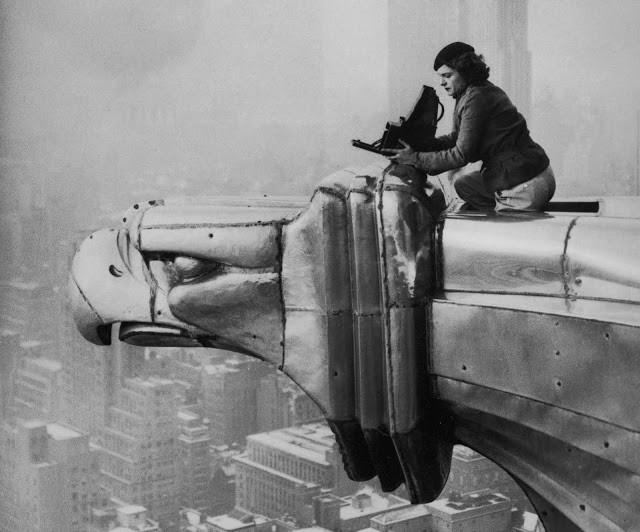 Маргарет Бурк-Уайт – первая женщина-фотожурналист