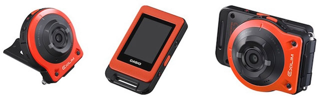 Модульная фотокамера EXILIM EX-FR10 от Casio