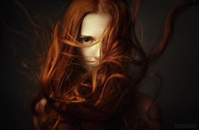 Мастер портретной фотографии Дмитрий Агеев