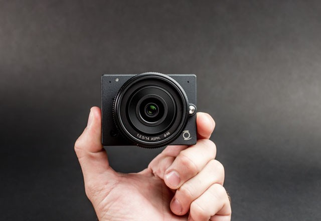 Z Camera E1: самая миниатюрная фотокамера формата Micro Four Thirds в мире с поддержкой 4K-видео