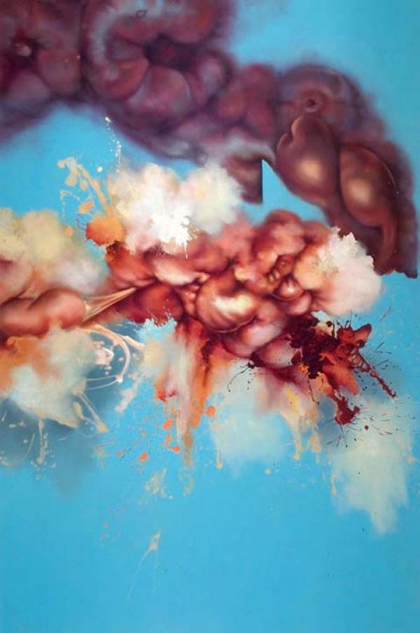 Невероятные работы Сары Чульденко