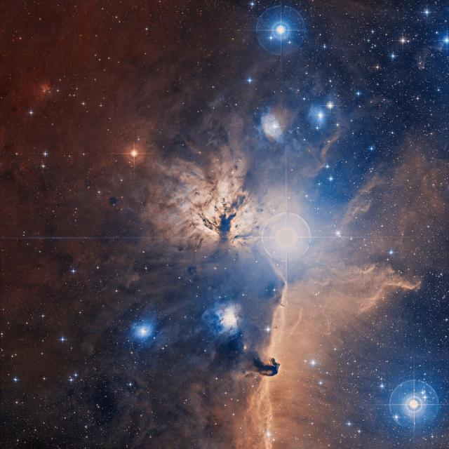 Космическая обсерватория Чандра - лучшие изображения из космоса за 15 лет