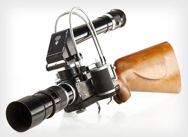 Оригинальное фоторужье Leica Leitz планируют продать за 350 000 евро
