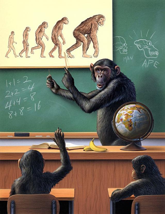 Многогранные иллюстрации Джерри Лофаро (Jerry LoFaro)