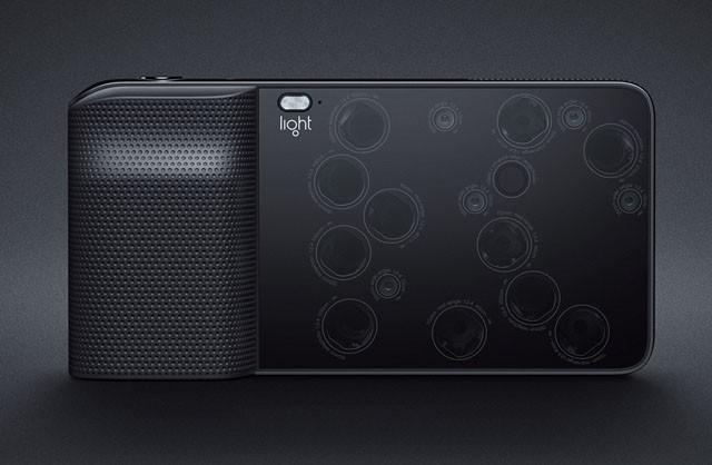 Light L16 – компактный фотоаппарат нового типа с мультидиафрагмой и разрешением в 52 мегапикселя